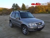 Chevrolet Niva 1.7 4WD