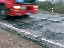 В. Путин недоволен качеством российских дорог, фото 1