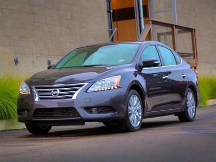 Nissan раскрыл стоимость Sentra