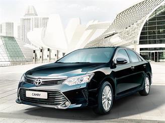 Toyota начала прием заказов на новую Camry