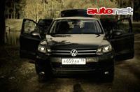 Volkswagen Touareg 3.0 TD 4motion