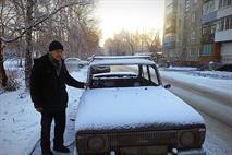 Омичи купили пенсионеру машину, фото 1