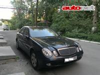 Mercedes-Benz E200 Kompressor