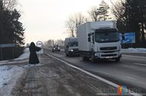 На дорогах Белоруссии появилась «смерть с косой», фото 2