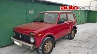 Lada (ВАЗ) 21213 4WD