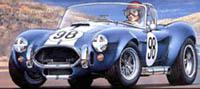 AC Cobra 1960 год