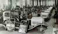 Цех завода A.L.F.A (1910 г.)