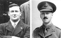 Лайонел Мартин и Ричард Бэмфорд (1913 год).