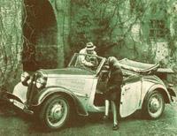Переднеприводной DKW F7 1937 год