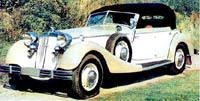 Horch 853 по праву считался и считается до сих пор самой красивой германской машиной довоенных лет