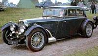 Bentley 4,5L (1933 г.)