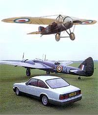 Первым был аэроплан, потом штурмовик и только в 1953 году автомобиль