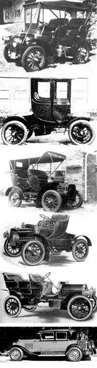 Начинался Cadillac вполне классически и традиционно - карета на колесиках
