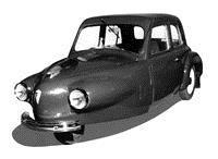 Daihatsu 1951 год