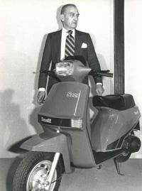Алехандро де Томазо в 1979 году
