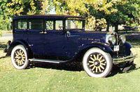 Dodge Victoria 6, дожившая до наших дней