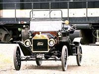 """Знаменитейший """"Форд-Т""""(1908 год)"""