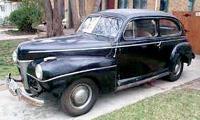 """Форд В8 11А""  (1941 год)"