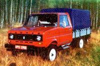 Tarpan в грузовом варианте