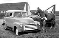 GMC специально делала автомобили для фермеров