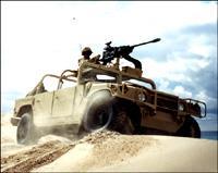Hummer во время Ирако-Кувейтского конфликта