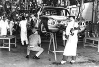 Так собирали в Сеуле первые автомобили