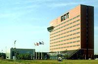Офис фирмы Nissan в Японии