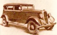 Автомобиль Isuzu Sumi (1937 год)
