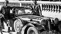 Модель Jaguar SS (1931-1949 годы)