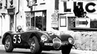 Jaguar C-Type (1951-1953 годы)