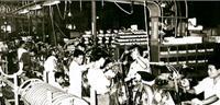 1961 год - мотоциклы поставлены на поток