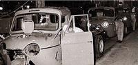 1962 год - первые грузовики были трехколесными