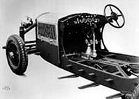 Уникальная рама и шасси автомобиля Lambda