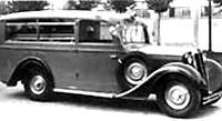 Скорая помощь - Lancia (1934 год)