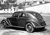 Aprilia - Lancia (1938 год)