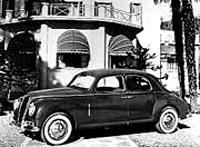 Lancia - Aurelia B10 (1950 год)