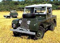 Land Rover 80 (1949 год)