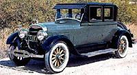 """Lincoln 1925 года - """"Доктор Купе"""""""
