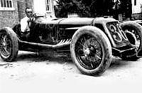 Первые гоночные Maserati выглядели непривычно с сегодняшней точки зрения