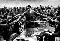 Из песни слов не выкинешь: Гитлер ездил только на автомобилях марки Mercedes-Benz