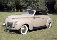 Mercury 1939 год