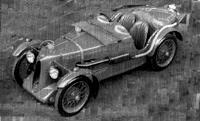 MG C-Type: нечто экспериментальное с точки зрения дизайна радиатора