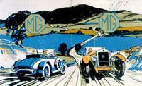В приципе MG в рекламе не нуждалась, но она была...