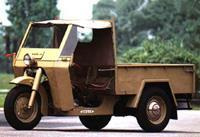 А этот Mitsubishi уже назывался грузовиком