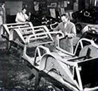 До конца ХХ века Morgan изготавливался на деревянном каркасе