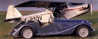 И до 2000 года новые модели Morgan выглядел точно так же, как и 70 лет назад, и пользовались бешенным успехом у англичан