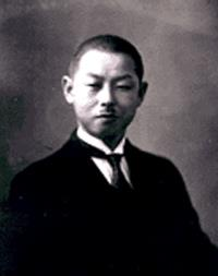 Президент фирмы Nissan - Аикава (фото 1919 года)