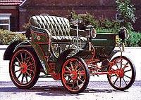 Opel Lutzman (1897 год)
