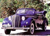 Opel Admiral (1938-1939 годы)