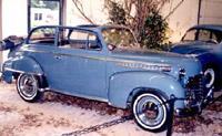 Opel Olimpia (1954 год)
